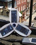Eco solar-cell